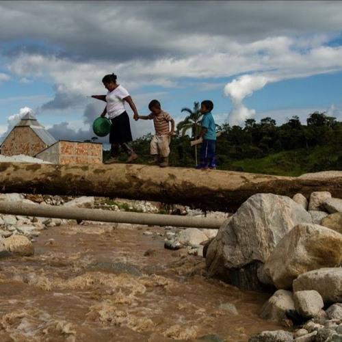 'A Orillas del Río Sangoyaco' - Mocoa, Putumayo (Colombia)
