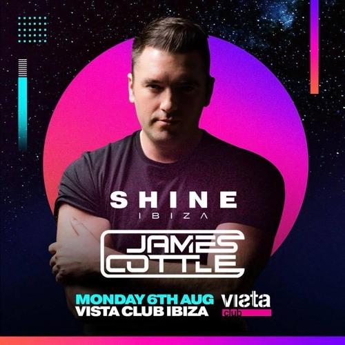 James Cottle LIVE @ SHINE Ibiza, Privilege, Balearic Islands, 06.08.18