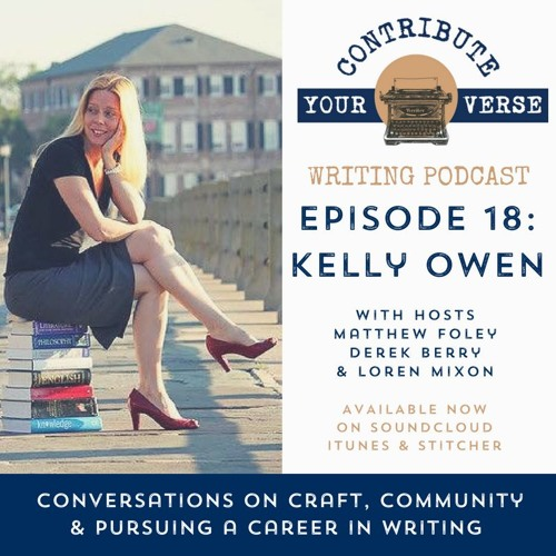 Episode 18: Kelly Owen
