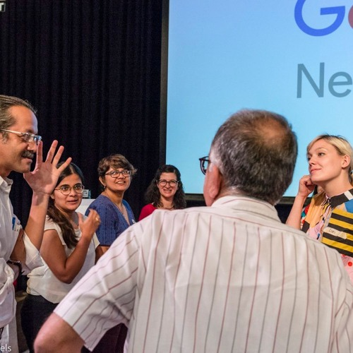 A record of our incredible week in India - Digital Identities powered by Google News Initiative