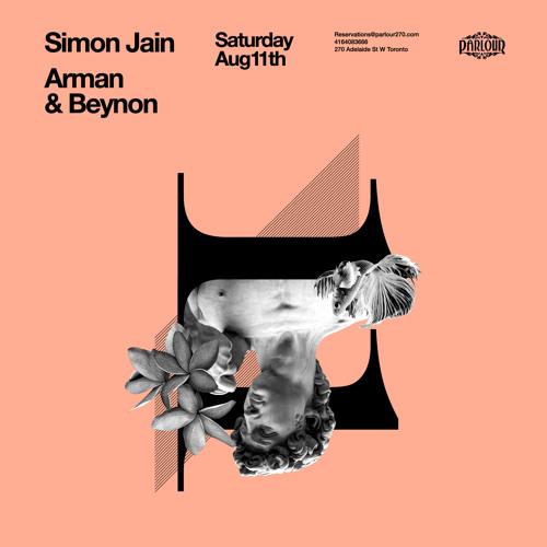 11-08-2018 - Arman & Beynon - Live from Parlour Toronto