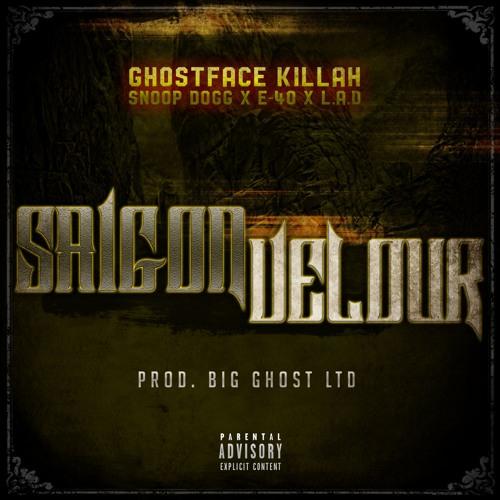 Ghostface Killah f/ Snoop Dogg, E-40 & LA The Darkman- Saigon Velour (Prod. by Big Ghost)