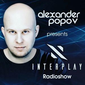 Alexander Popov - Interplay Radioshow 204 2018-08-12 Artwork