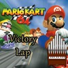 Victory Lap Mario Kart 64 Organ Cover