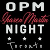 Beautiful In Its Time - Sharen Martin LIVE @ OPM Indie Night Toronto