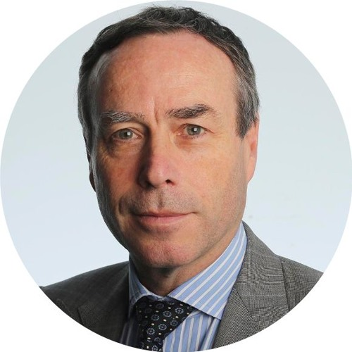 #36: Lionel Barber, editor of the Financial Times