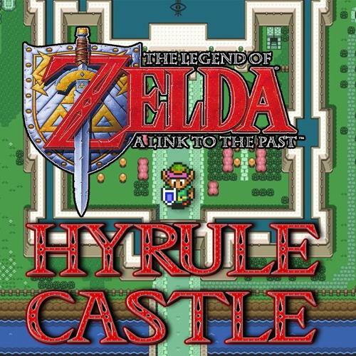 Hyrule Castle - The legend Of Zelda A Link To The Past (Cjsterifix
