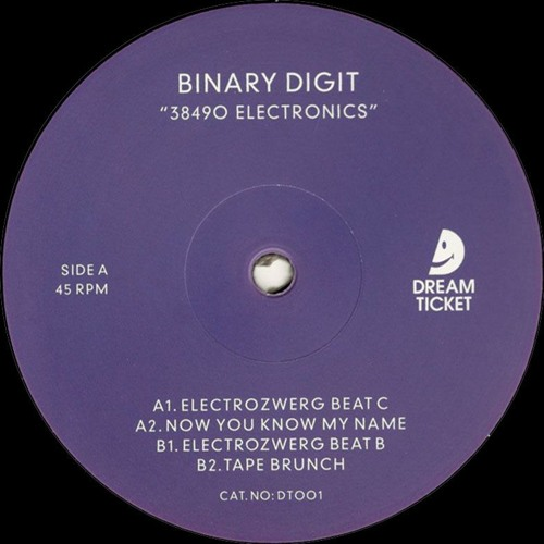 B2. Binary Digit - Tape Brunch [preview]