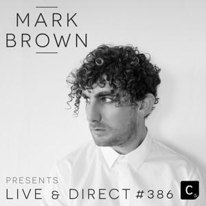 Mark Brown - Cr2 Records Radio Show 386 2018-08-14 Artwork