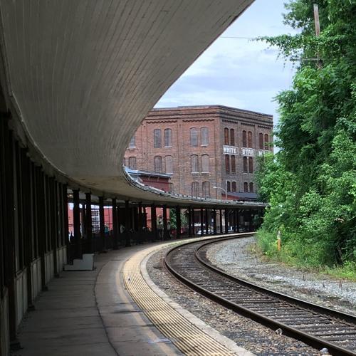 Matthew Word Bain - Waiting For A Train 5