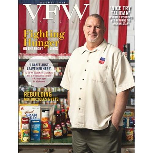 VFW Magazine August 2018