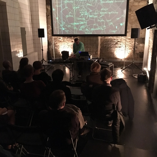 Brane Zorman - EMS Memory Trackers, Live at Spektrum - Berlin 17. Sept 2017