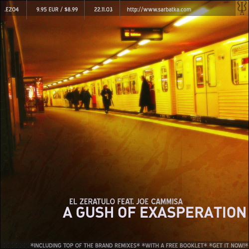 A Gush of Exasperation