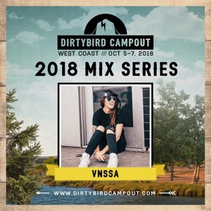 DIRTYBIRD - Campout Mix Series (VNSSA) 2018-08-15 Artwork