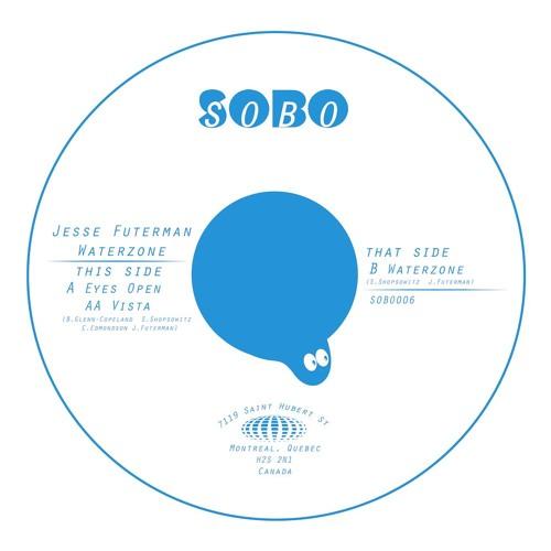 """SOBO006 - Jesse Futerman - """"Waterzone"""""""