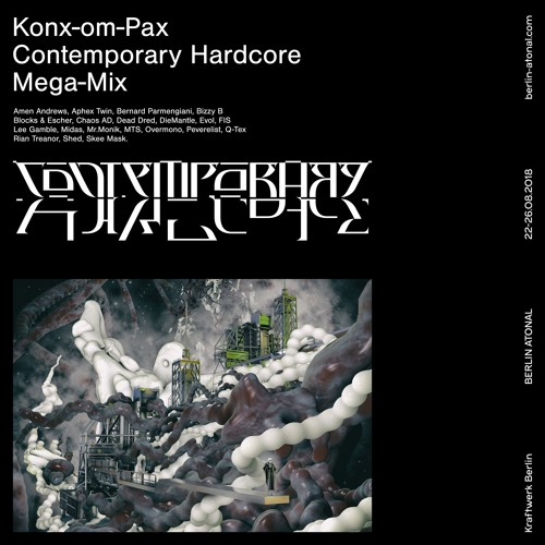 Contemporary Hardcore Mega-Mix