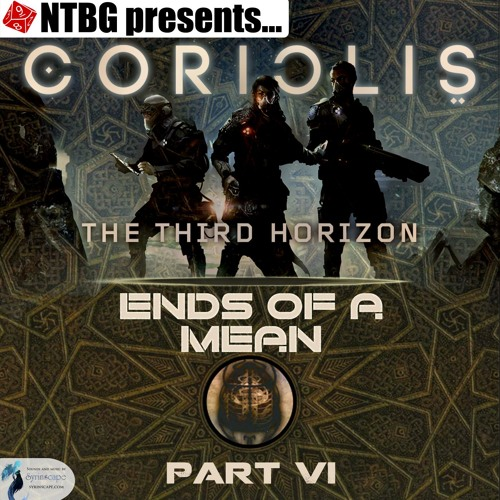 Coriolis: Ends of a Mean Part 6