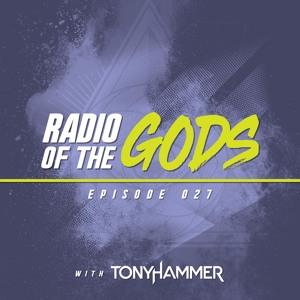 Tony Hammer - Radio Of The Gods 027 2018-08-14 Artwork