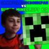 SammyClassicSonicFan vs Super Minecraft Kid by Zander P.