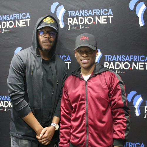 South African Rapper Touchline On The Re Up With Ntokozo Botjie 13:08:2018