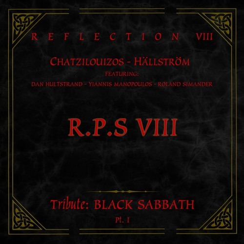 RPS VIII: Tribute: BLACK SABBATH Pt.1 - Medley (2018)