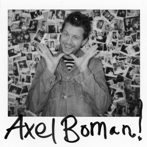 Axel Boman - BIS Radio 951 2018-08-15 Artwork