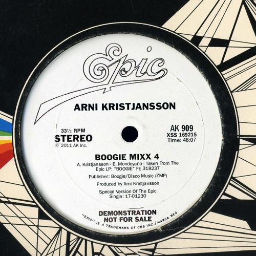 Boogie Mixx 4 (2011)