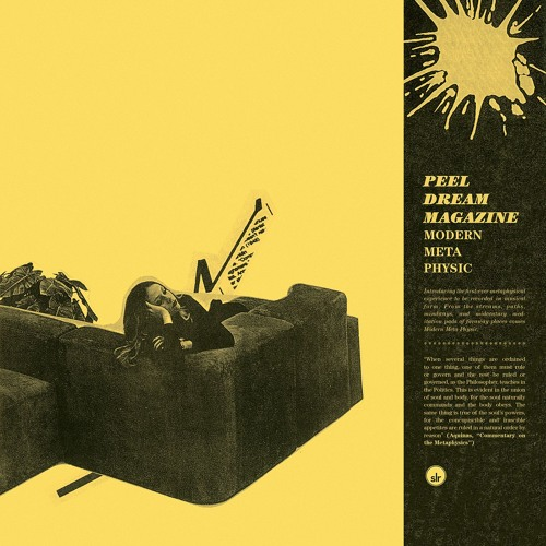 Peel Dream Magazine - Modern Meta Physic sampler