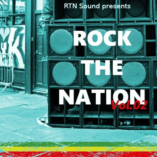 Massive G - RockTheNation Vol.02 (Aug18 Reggae Culture Mix - Cd)