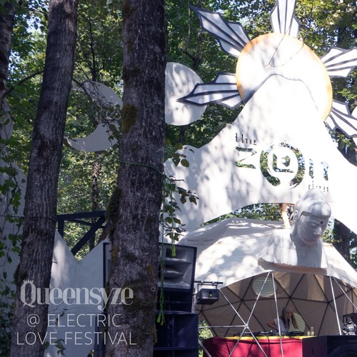 Queensyze at Electric Love Festival [July 28, 2018] DJ Mix