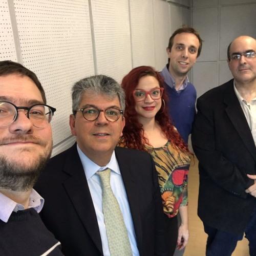 15.08.18 Rádio Livre - Com Gustavo Candiota, Paula Marisa, Marcelo do C. Rodrigues e Marcino F. Jr
