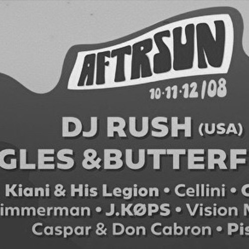 Iblical live @ AFTRSun festival, 12/08/'18