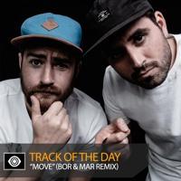 "Track of the Day: Alex Session ft. Grazellia ""Move"" (Bor & Mar Remix)"