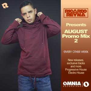 Ricardo Reyna - August Promo Mix 2 2018-08-15 Artwork