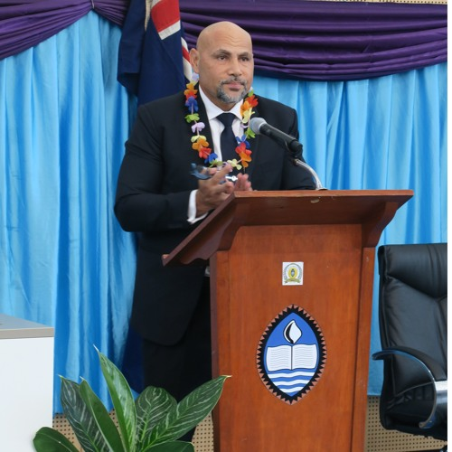 2018 PNG Update - Plenary Session 1 [excerpt]: Charles Abel's speech