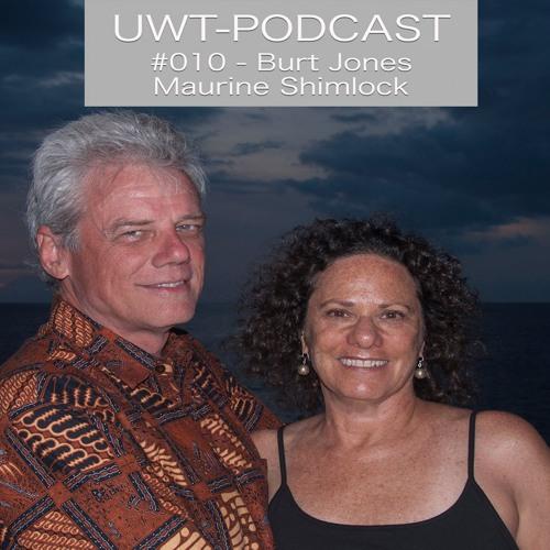Jones And Shimlock - UWT Diving And Adventure Podcast #010
