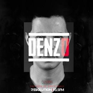 Denzo - Global Trancelations 195 2018-08-16 Artwork