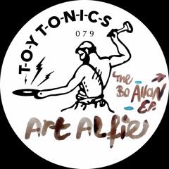 Art Alfie - Bondkatten