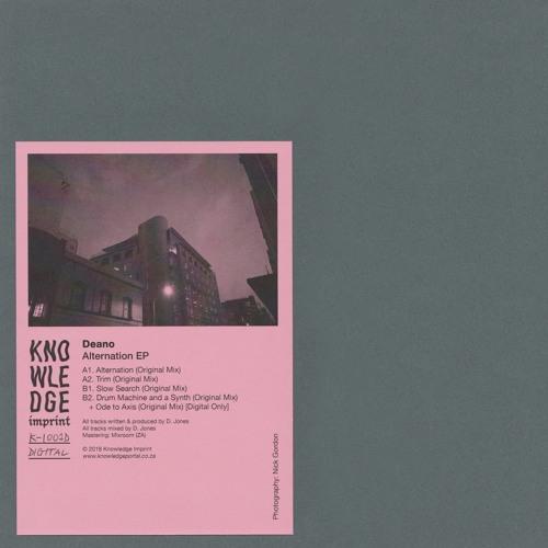 Deano - Alternation EP [K-I001] (Previews)