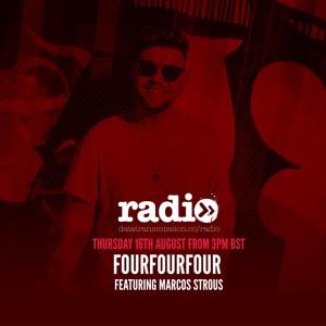 Marco Strous - FourFourFour 2018-08-17 Artwork