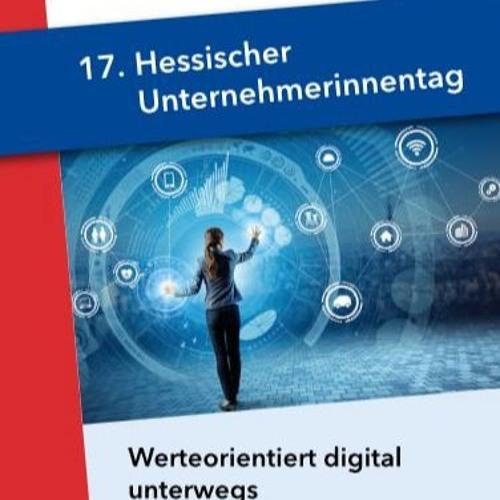 15.08.2018 - hr iNFO 17. Hessischer Unternehmerinnentag - Interview Manuela Engel - Dahan