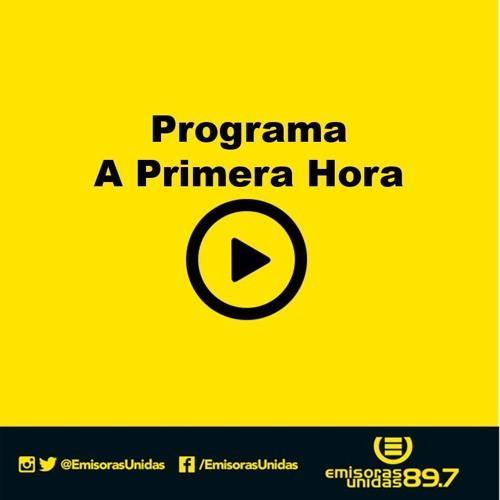 2018 - 08 - 16 - APH - Segundo Bloque Del Programa A Primera Hora
