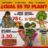 Bad Bunny Ft Pj Sin Suela & Ñejo - ¿Cual es tu plan? Portada del disco