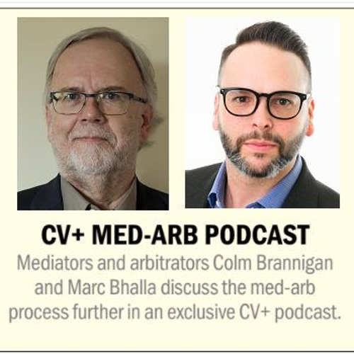 The Med-Arb Podcast