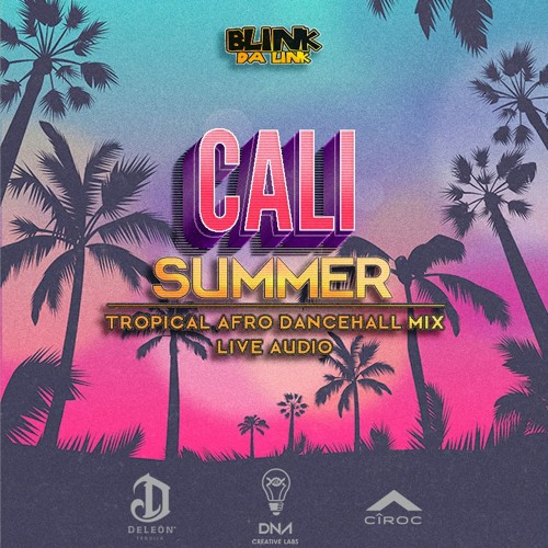 CALI SUMMER - AFRO LITUATION LIVE AUDIO