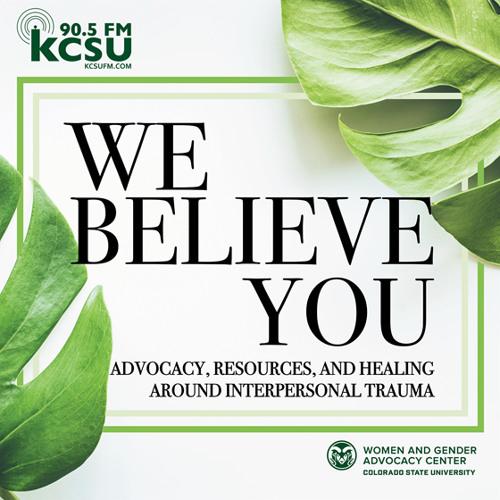 We Believe You: Advocacy, Resources, and Healing Around Interpersonal Trauma Season 1