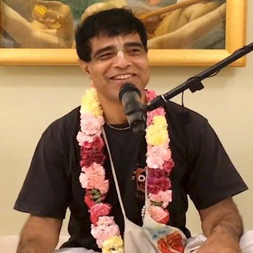 Srimad Bhagavatam class on Fri 10th Aug 2018 by HG Prabhava Prabhu 4.12.41