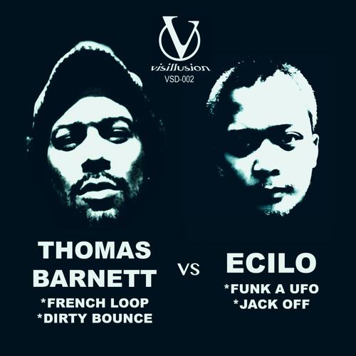 """Thomas Barnett vs Ecilo - """"FRENCH LOOP EP"""" (VSD-002)"""