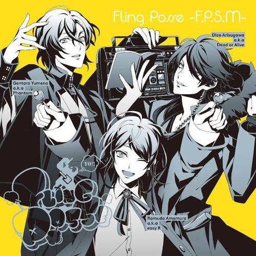 Hypnosis Mic】Shibuya Division: Fling Posse【tried to rap