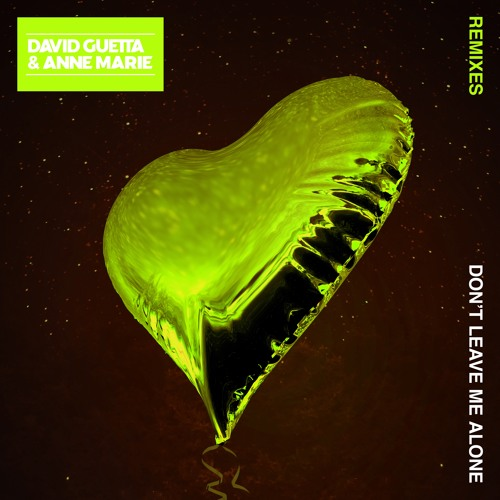 Don't Leave Me Alone (remixes)